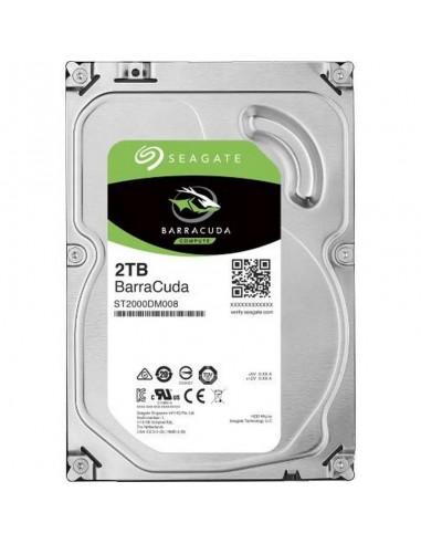 """Seagate BarraCuda 3.5"""" 2TB SATA3"""